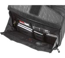 """Фотографии: Сумка для ноутбука Targus TCT010EU 15.4 """" Black Nylon."""