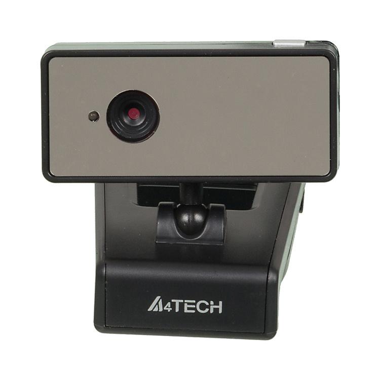 Камера Web A4 PK-760E черный 0.3Mpix USB2.0 для ноутбука