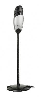 Камера Web A4 PK-636K серебристый 0.3Mpix (3200x2400) USB2.0 с микрофоном