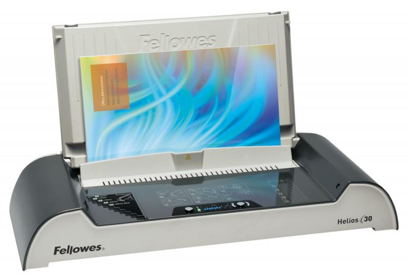 Термопереплетчик Fellowes Helios 30 (FS-56410) A4/макс.300л.