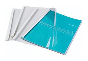 Термообложка Fellowes A4 белый (100шт) CRC-53151 (FS-53151)