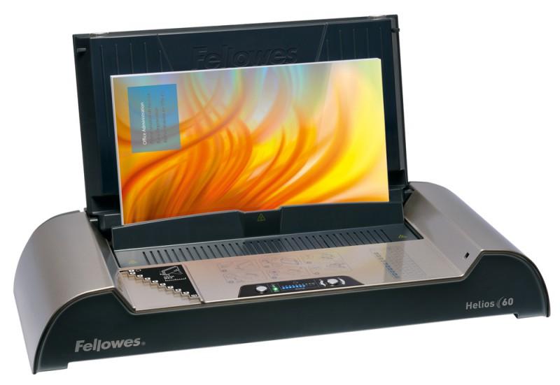 Термопереплетчик Fellowes Helios 60 (FS-56420) A4/макс.600л.
