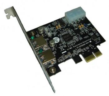 Контроллер PCI-E D720200F1 2xUSB3.0 Bulk