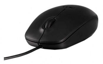 Мышь Dell MS116 черный оптическая (1000dpi) USB (2but)