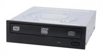Привод DVD-RW Lite-On IHAS122 черный SATA внутренний oem