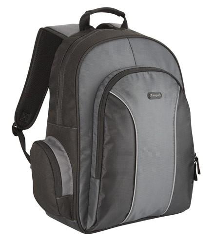 """Рюкзак для ноутбука 16"""" Targus CityGear TSB023EU черный/серый нейлон"""