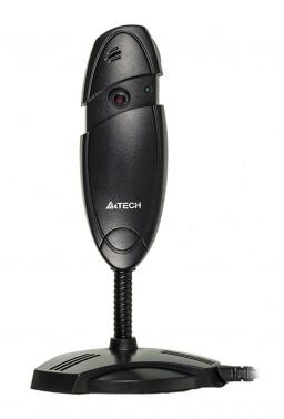 Камера Web A4 PK-635E черный (2560x2048) USB2.0