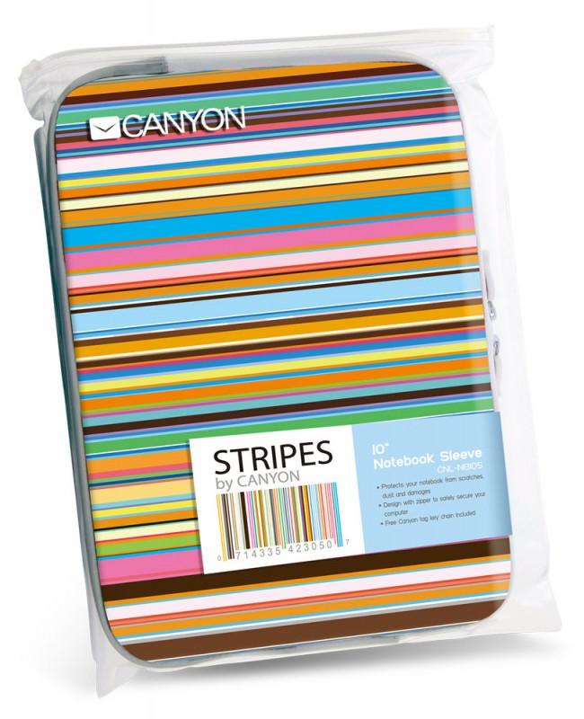 Сумка для ноутбука Canyon CNL-NB11S 13.3'' (внут.36.5x27x2) white...