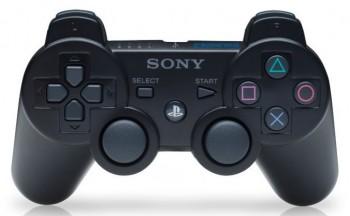 В продаже геймпады для PS3 DualShock 3