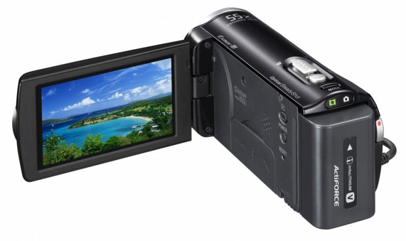 Видеокамера Sony HDR-CX250E.  На странице представлены фото (картинки...