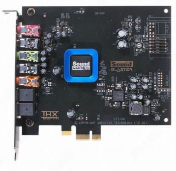 Звуковая карта Creative Sound Blaster Recon3D PCIe SB1350 Retail.
