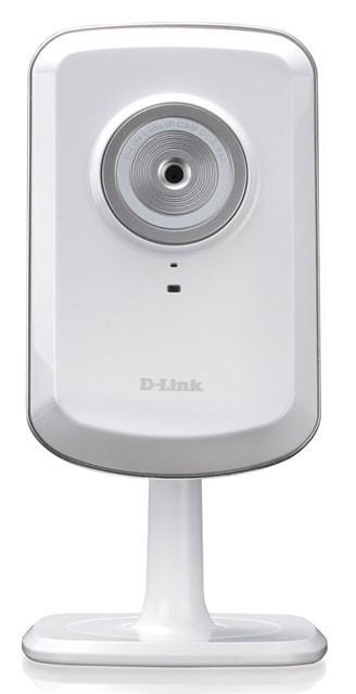 Камера Web D-Link DCS-930L белый Wi-Fi 802.11n