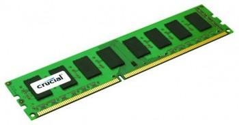 Память DDR3L 4Gb 1600MHz Crucial CT51264BD160B RTL PC3-12800 CL11 DIMM 240-pin 1.35В