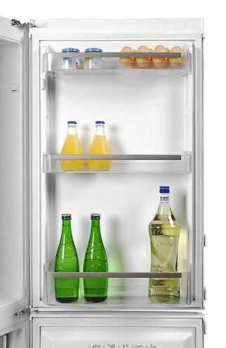 Холодильник Vestel VCB274VW белый (двухкамерный)