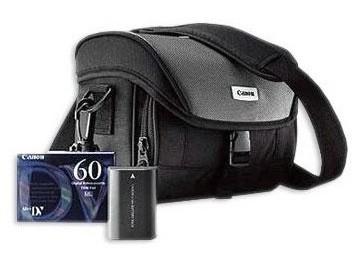 Набор для видеокамеры Canon DVK203 (сумка+аккумулятор+кассета).