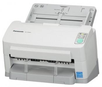 Сканер Panasonic KV-S1046C-U A4 белый/серый
