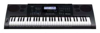 Синтезатор Casio CTK-6200 61клав. черный