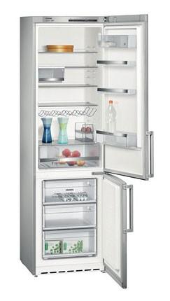 Холодильник Siemens KG39VXL20R серебристый (двухкамерный)