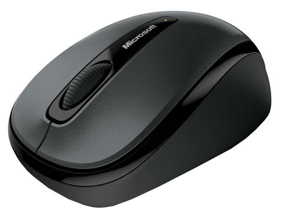 Мышь Microsoft 3500 красный/черный оптическая (1000dpi) беспроводная USB для ноутбука (2but)