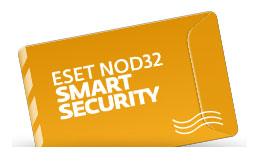 Ключ активации Eset NOD32 NOD32 Smart Security-продление NOD32-ESS-RN(EKEY)-2-1