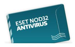 Ключ активации Eset NOD32 NOD32 Антивирус NOD32-ENA-NS(EKEY)-2-1