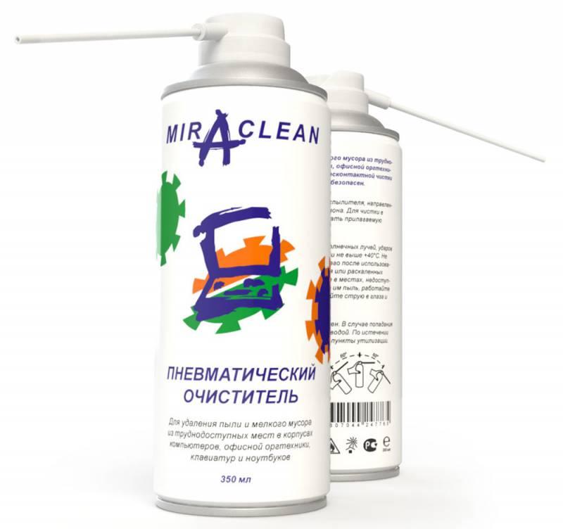 Пневматический очиститель Miraclean 24050 350мл