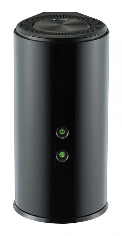 Роутер беспроводной D-Link DIR-860L/RU/A1A AC1200 10/100/1000BASE-TX черный