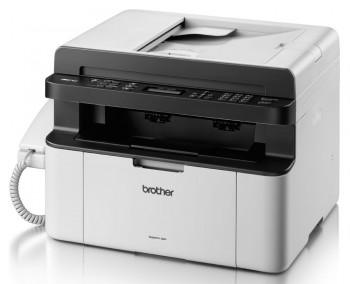 МФУ лазерный Brother MFC-1815R (MFC1815R1) A4 белый/черный