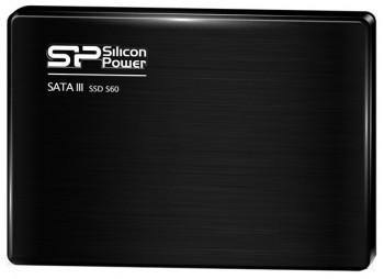Накопитель SSD Silicon Power SATA III 60Gb SP060GBSS3S60S25 S60 2.5