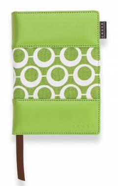 Записная книжка Cross Journal Mod A5 250 страниц в линейку ручка 3/4 в комплекте зеленый