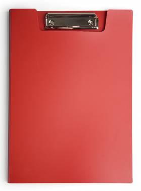Папка клип-борд Бюрократ -PD602 A4 пластик 1.2мм ассорти