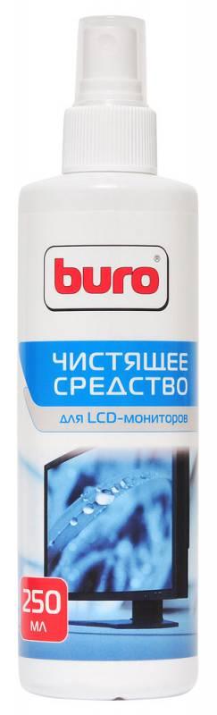 Спрей Buro BU-Slcd для экранов ЖК мониторов 250мл
