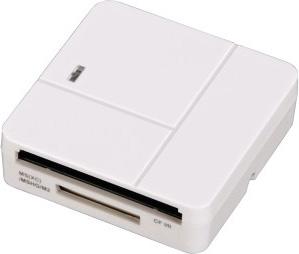 Устройство чтения карт памяти USB2.0 Hama H-94125 белый