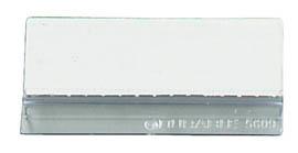 Табуляторы для демонстрационных панелей Durable 560919 прозрачный