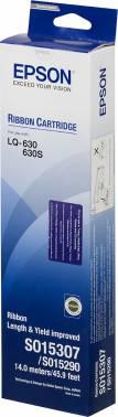 Картридж ленточный Epson S015307 C13S015307 черный для Epson LQ-630