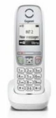 Р/Телефон Dect Gigaset A415 белый АОН (A415 WHITE)