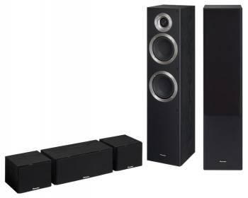 Комплект акустики Pioneer S-ES21TB (S-ES21-CR-K+S-ES21-LR-K)