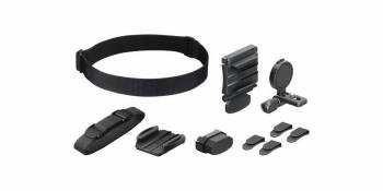 Головное крепление для видеокамер Sony ActionCam UHM1 черный для: HDR-AS30V