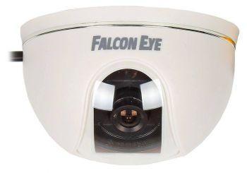 Камера видеонаблюдения Falcon Eye FE-D80C 3.6-3.6мм цветная корп.:белый