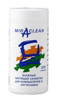 Салфетки Miraclean 24053 105шт влажных