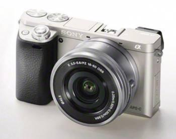 Фотоаппарат Sony Alpha A6000LS серебристый 24.3Mpix 3