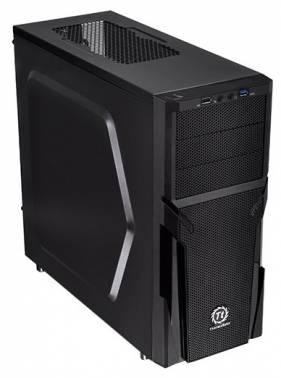 Корпус Thermaltake Versa H21 черный без БП ATX 2x120mm 1xUSB2.0 1xUSB3.0 audio bott PSU