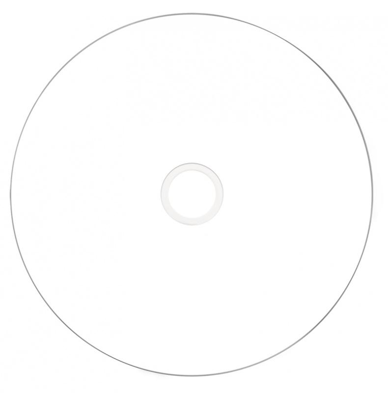Диск BD-R Verbatim 25Gb 6x Cake Box (10шт) Printable (43804)