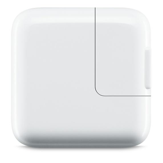 Сетевое зар./устр. Apple MD836ZM/A 2.1A для Apple белый