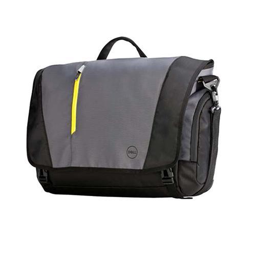"""Сумка для ноутбука 17"""" Dell 460-BBKO черный нейлон/полиэстер"""