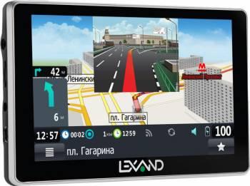 Навигатор Автомобильный GPS Lexand SA5+ 5
