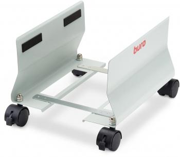 Подставка Buro BU-CS1AL светло-серый