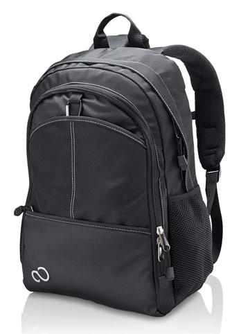 "Рюкзак для ноутбука 16"" Fujitsu Casual черный нейлон/полиэстер (S26391-F1192-L167)"