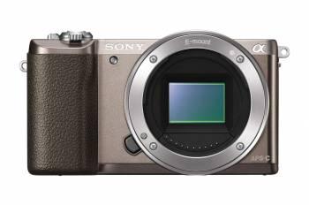 Фотоаппарат Sony Alpha A5100 бронзовый 24.3Mpix 3
