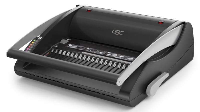 Переплетчик GBC CombBind 200 (4401845) A4/перф.20л.сшив/макс.330л./пластик.пруж. (6-38мм)